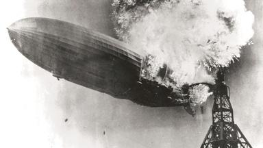 Recently Discovered Letter Anticipates Hindenburg Problems