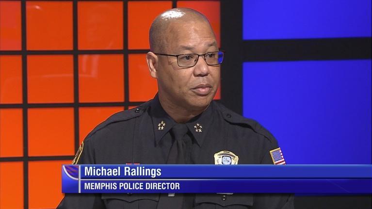 Behind the Headlines: MPD Director Mike Rallings