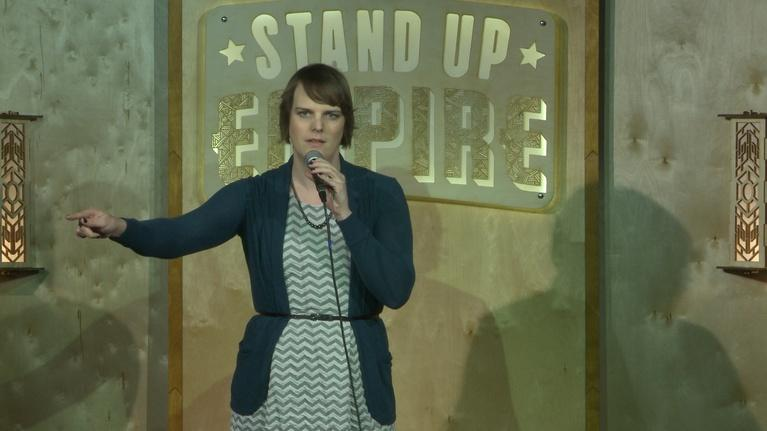 Stand Up Empire: Kath Barbadoro & Carina Magyar