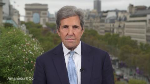"""Amanpour and Company -- John Kerry: """"This Is a Moment of Ignominy"""""""