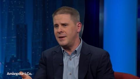 Amanpour and Company -- Dan Pfeiffer Explains How Democrats Can Win in November