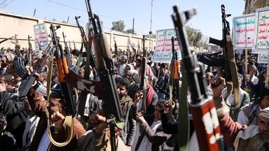 Biden administration lifts terrorist designation for Houthis