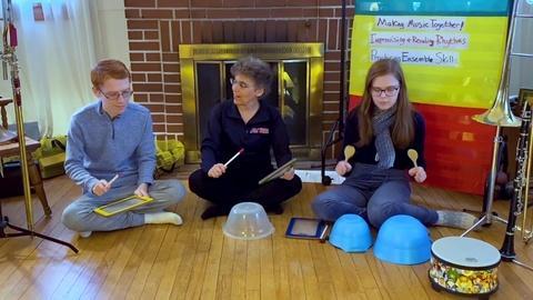 Rhythm & Ensemble Skills - Carol Swinchoski - Fifth Grade