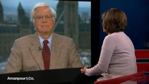 Amanpour and Company -- The Tragic Human Cost of This Week's Diplomatic Turmoil