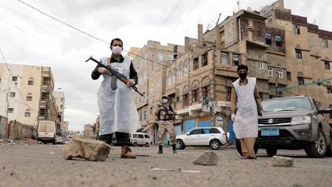 War-ravaged Yemen facing deadly new threat in COVID-19