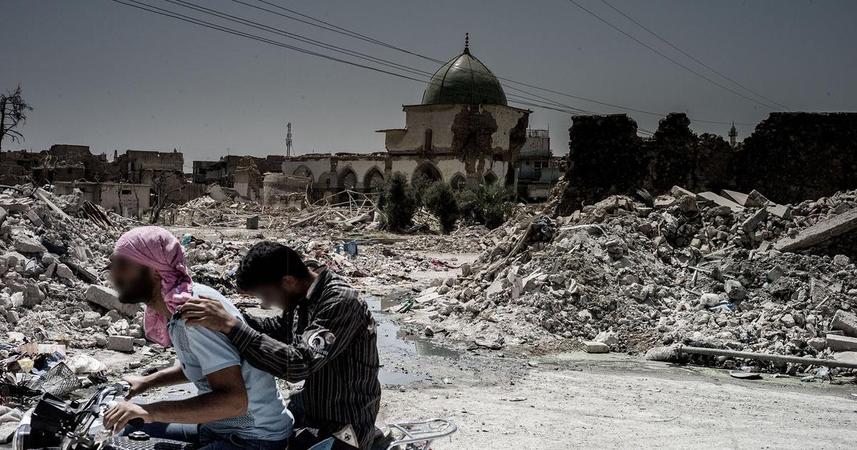 """foto de FRONTLINE """"Once Upon A Time In Iraq"""" Preview Season 2020 Episode 14 PBS"""