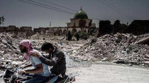 """""""Once Upon A Time In Iraq"""" - Preview"""