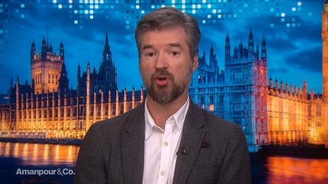 Amanpour and Company -- Declan Walsh on Threats to Journalism