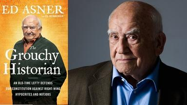 Ed Asner & Ed Weinberger – 2018 L.A. Times Festival of Books