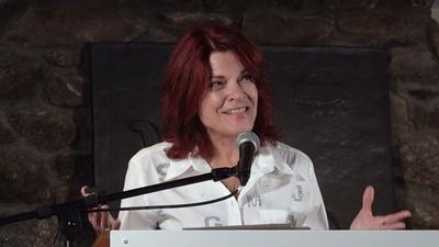 Rosanne Cash at MacDowell | Edward MacDowell Medal Ceremony:  Speaker Rosanne Cash