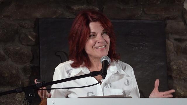 Edward MacDowell Medal Ceremony:  Speaker Rosanne Cash