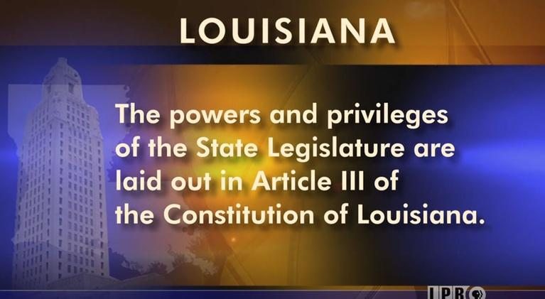 Louisiana: The State We're In: Louisiana: The State We're In - 4/19/2019
