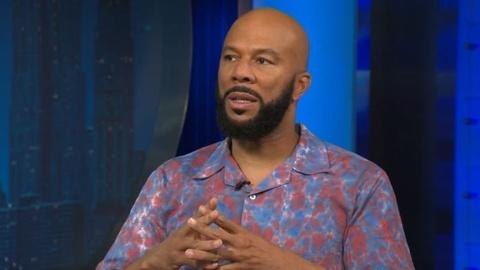 Musician, Actor & Author Common on Family, Music and Love