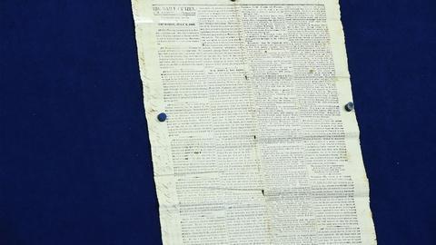 "S24 E10: Appraisal: 1863 Vicksburg ""The Daily Citizen"" Wallpaper"