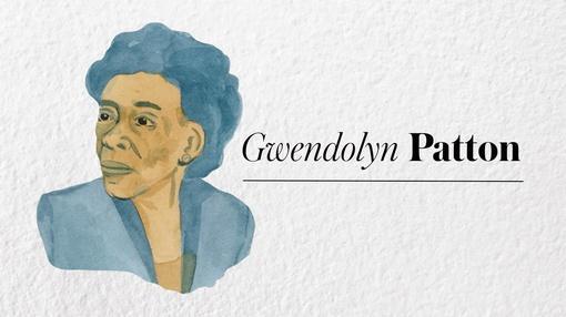 They Dared! : Gwendolyn Patton