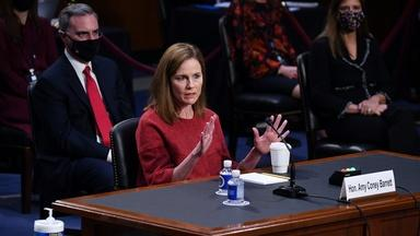 2 legal experts on Amy Coney Barrett confirmation hearing