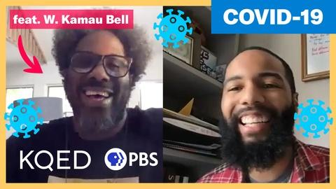 Above The Noise -- Coronavirus and Racism in America, with W. Kamau Bell