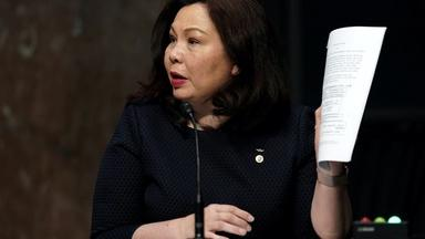 Sen. Duckworth says new book is a 'love letter' to America