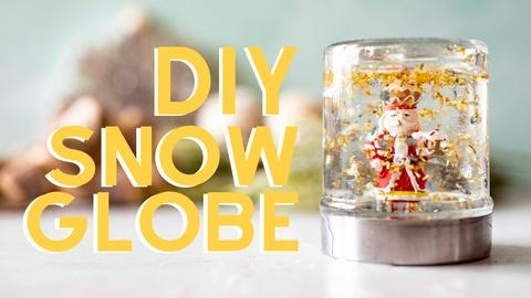 Hobby Hunting -- DIY Snow Globes