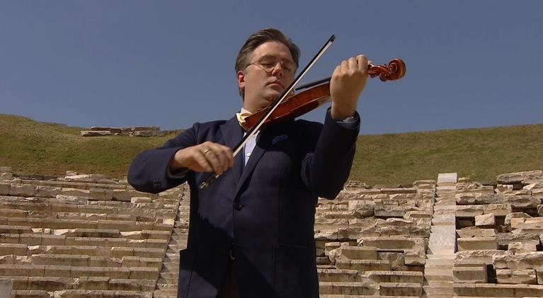 Live From Lincoln Center: ODYSSEY: The Chamber Music Society in Greece - Preview