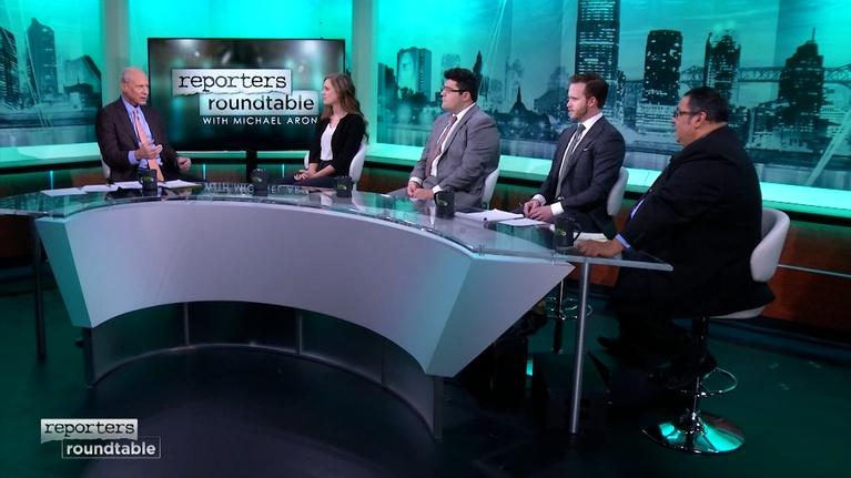Reporters Roundtable: From Blue To Red