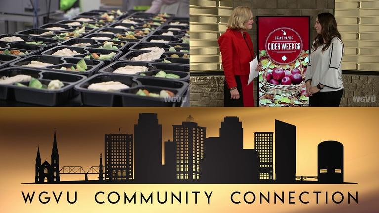 Community Connection: Meals on Wheels Western Michigan & Cider Week GR