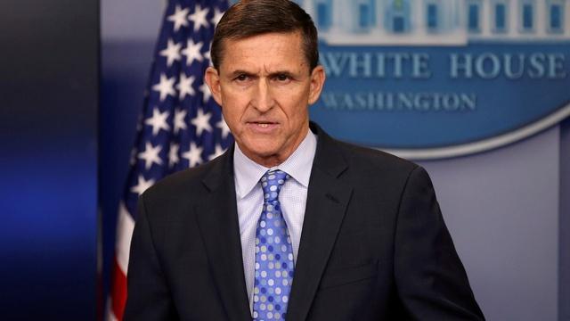 Trump grants Michael Flynn full pardon for lying to the FBI