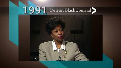 American Black Journal -- Detroit Black Journal Interview: Deborah McGriff
