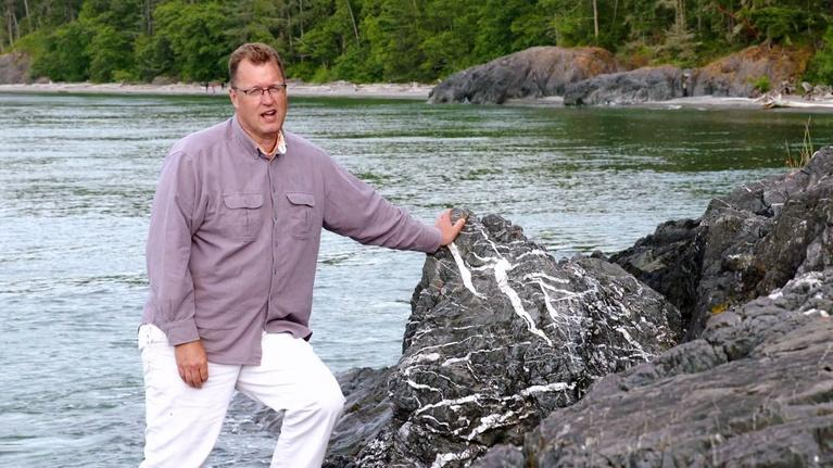 Nick on the Rocks: Puget Sound's Exotic Terranes