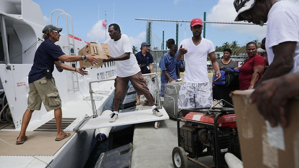 U.S. Virgin Islands need help rebuilding roads, hospitals image