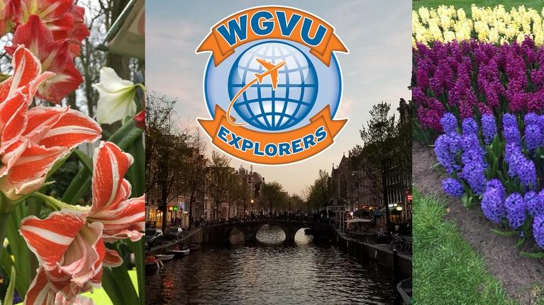 WGVU Presents: WGVU Explorers: Springtime Tulip River Cruise