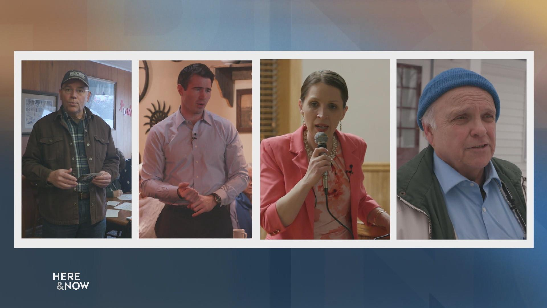 Candidates Rally for Support in 7th Congressional District