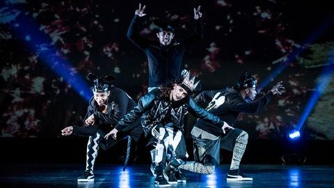 ALL ARTS Presents The Hip Hop Nutcracker at NJPAC Preview