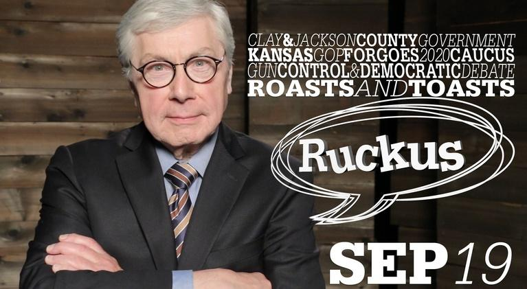Ruckus: Clay County, No GOP Caucus in KS, Gun Control - Sep 19, 2019