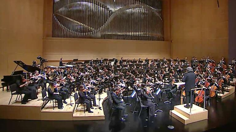 WPT Music & Arts: 2018 WSMA State Honors Concert: Orchestra