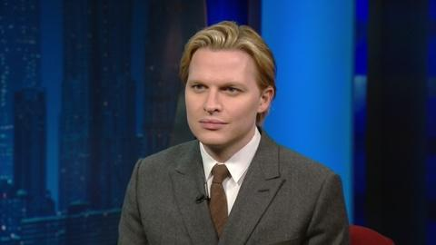 """Amanpour and Company -- Ronan Farrow on His New Book """"Catch and Kill"""""""