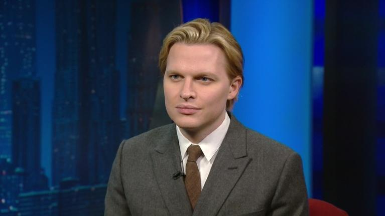 """Amanpour and Company: Ronan Farrow on His New Book """"Catch and Kill"""""""