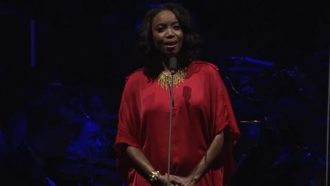 Heather Headley, Somewhere Over the Rainbow opening