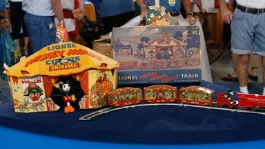 Appraisal: Lionel Mickey Mouse Circus Train