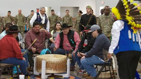 The Warrior Tradition -- Comanche Indian Veterans Association Celebration and Powwow