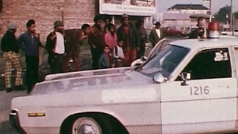 City Rising -- The Informal Economy: Oakland's Prison-to-Poverty Pipeline
