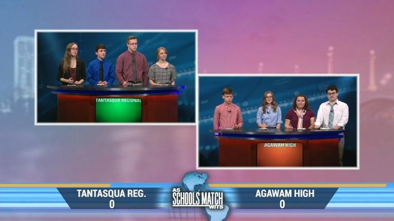 As Schools Match Wits: Tantasqua Regional vs. Agawam (Dec. 28, 2019)