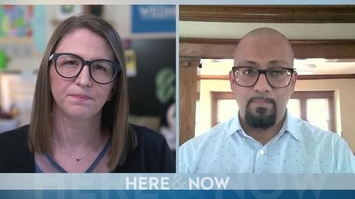 Here and Now : Noon Wednesday: The High Cost of Housing