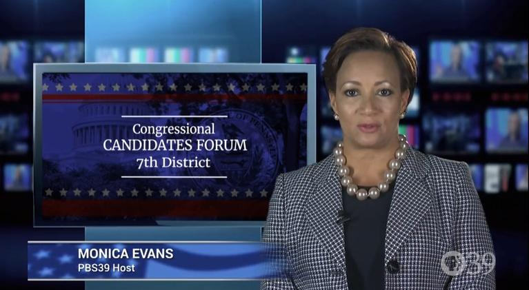 WLVT Specials: WLVT Congressional Candidates Forum PA 7th District