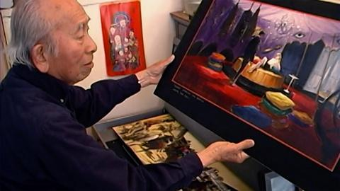 See Tyrus Wong's work in classic Warner Bros. movies