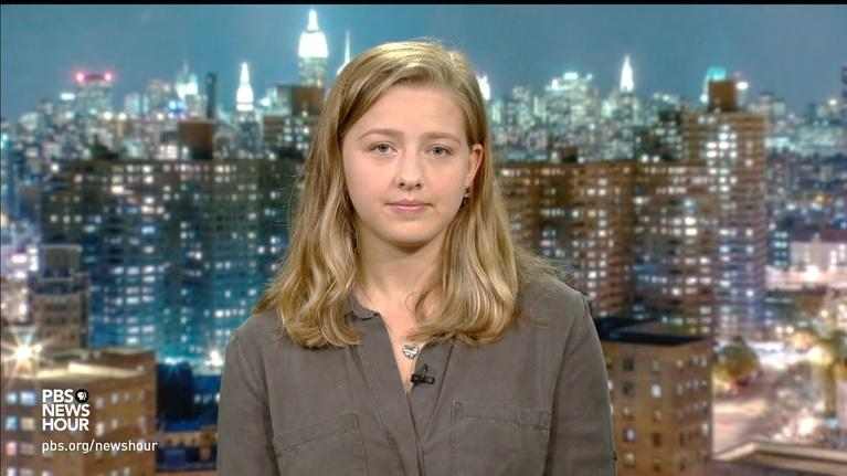 PBS NewsHour: 'I felt that it was my fault': A rape survivor's story