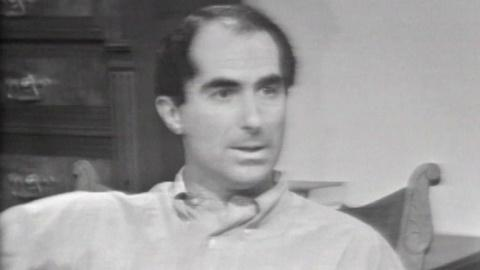 USA: Writers - Philip Roth