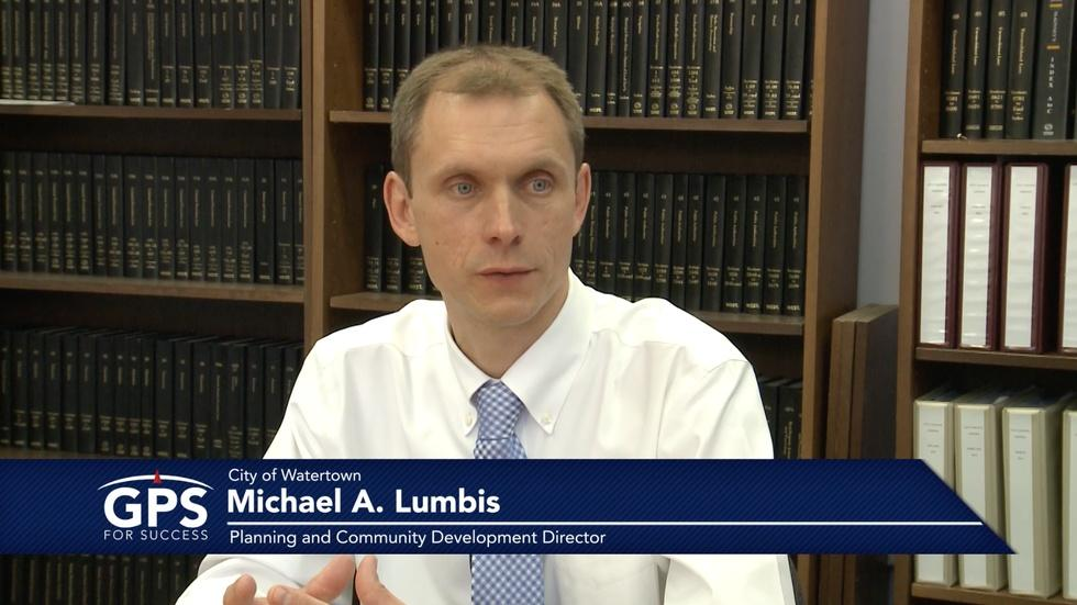 Michale A. Lumbis Extended Interview image