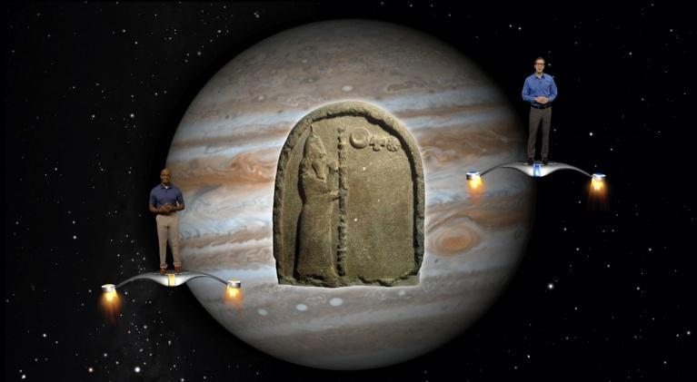 Star Gazers: Lunar Leapfrog: Part 2 | Aug 26- Sept 1st | 5 Min
