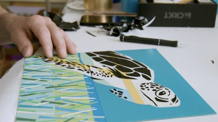 Broad and High: Duck Tape Artist John Catania